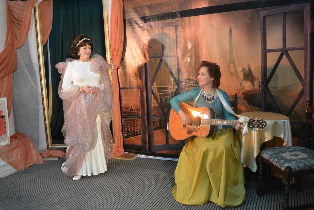 Театр благодать спектакль танго анны марли