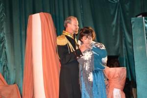 Театр Благодать спектакль последние дни Николая II