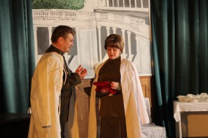 Театр Благодать спектакль С любовью к России
