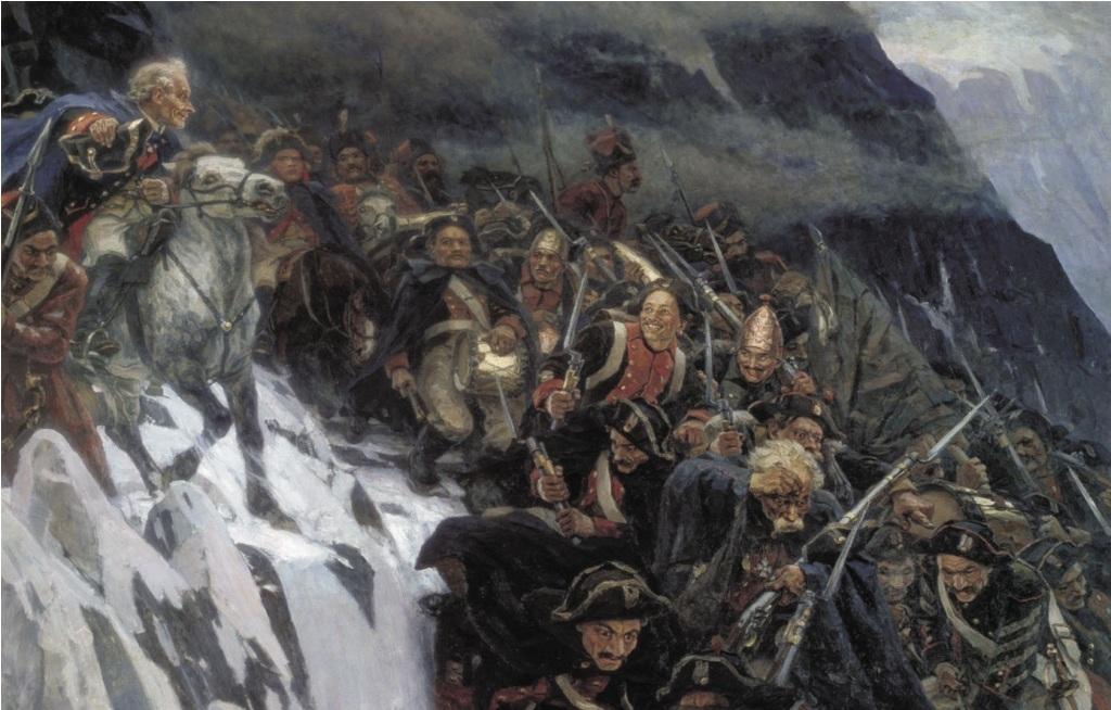 Театр-музей Благодать Суворов